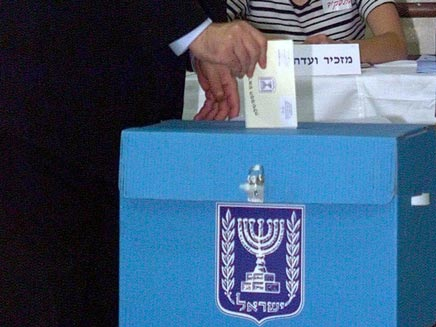 Vybory_Israel