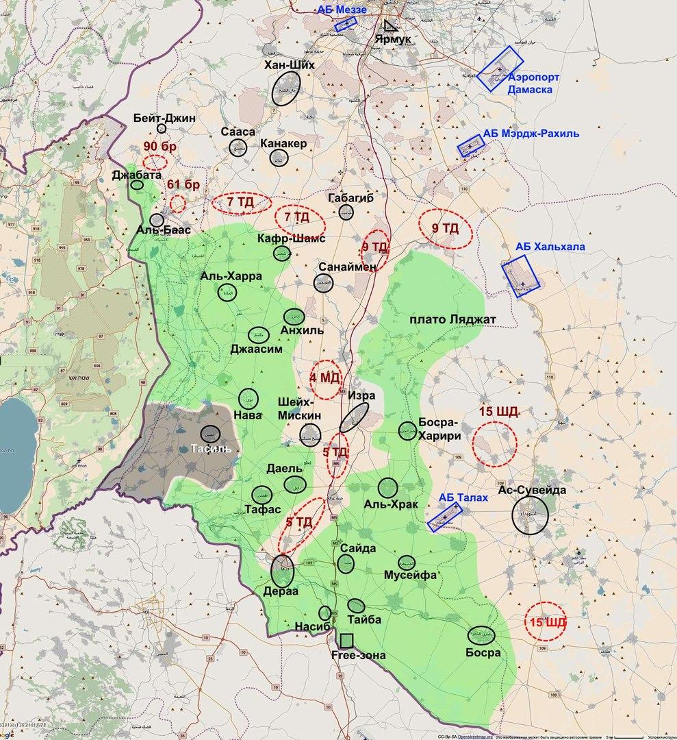Россия, Сирия, Иран и Израиль.  Михаил Ошеров