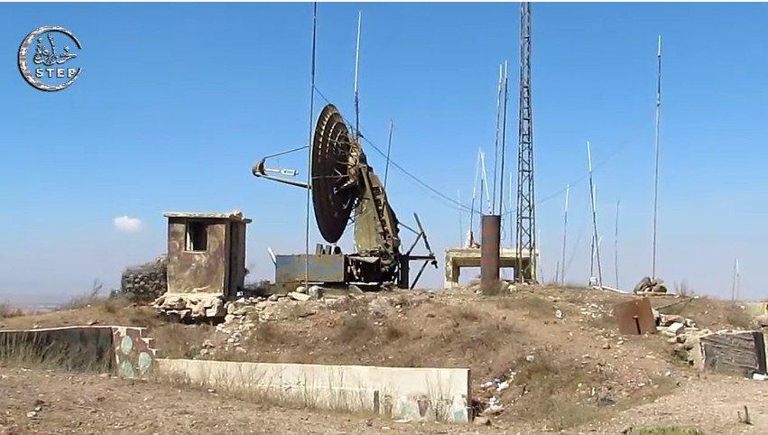Тель Харра - важнейший стратегический объект у линии прекращения огня с Израилем.