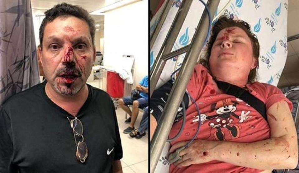ПМЖ в Израиль: избиения в израильских больницах.