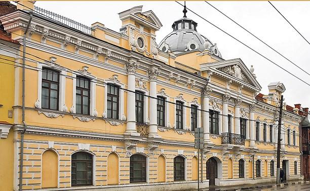 Дом и фабрика Белолипецких.