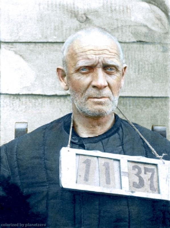 Князь Михаил Долгоруков. Последняя фотография. 1937 год.