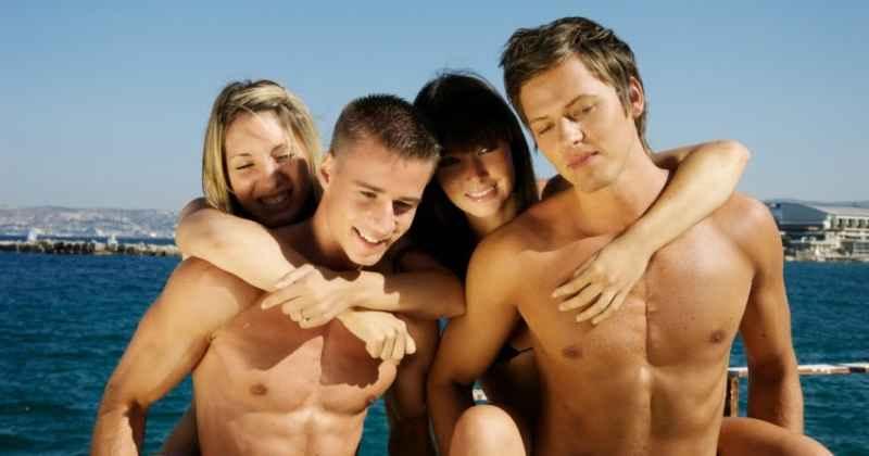 Καλοκαίρι στην παραλία
