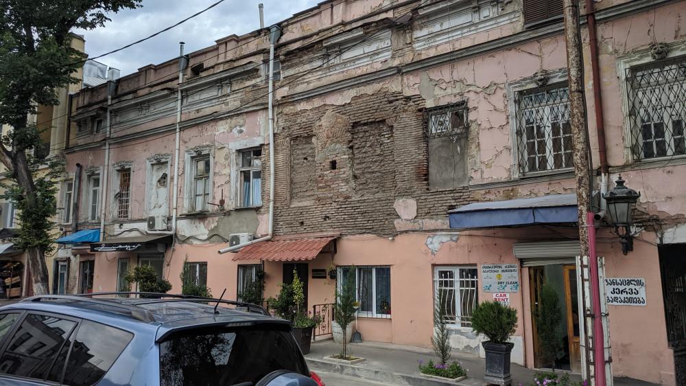Т.н. старый город.