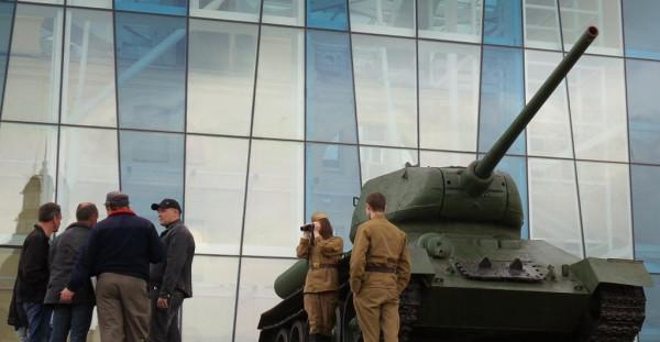 Копия Т-34