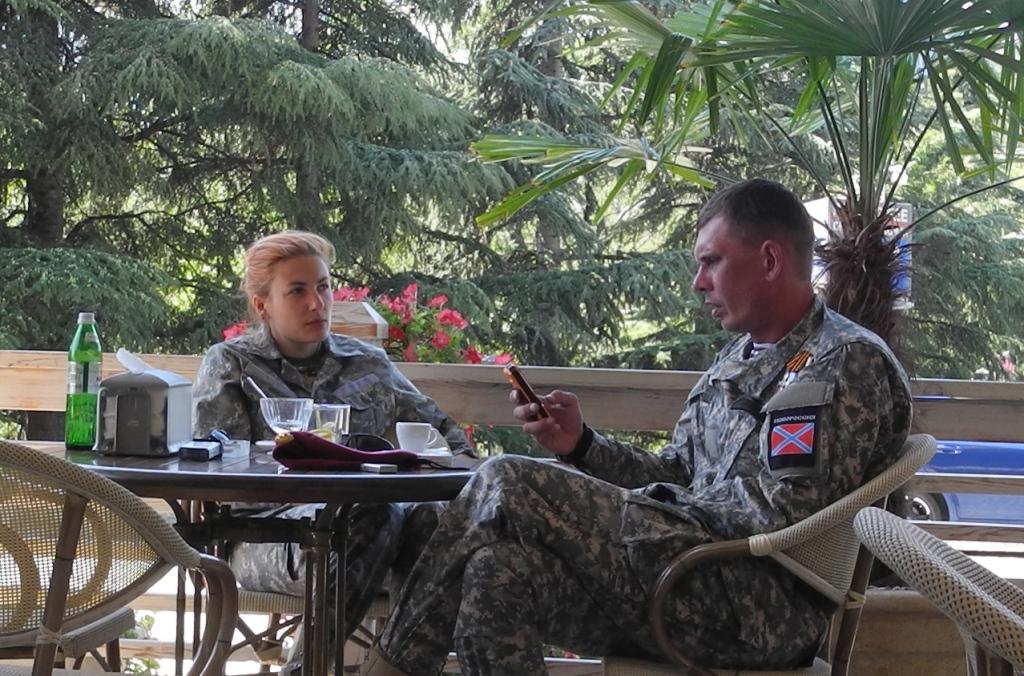 mikle1: Мозговой и Стрелков - конференция террористов (по следам ...