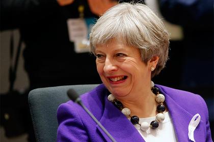 Мэй Тереза, премьер Англ.jpg