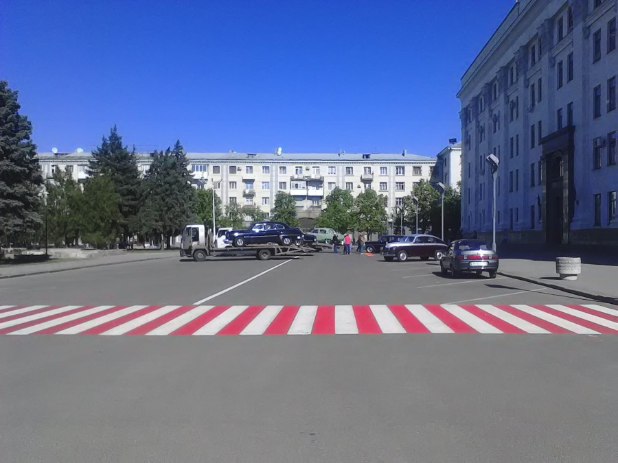 Луганск 100