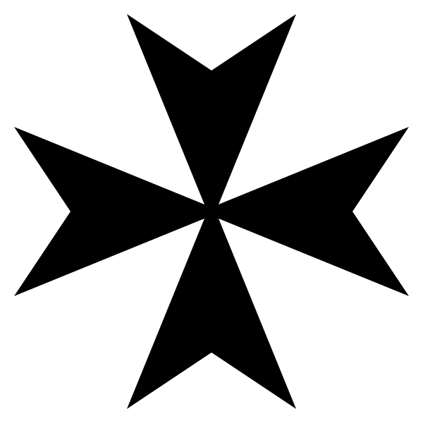 600px-Maltese-Cross-Heraldry.svg