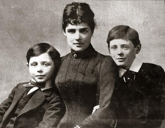 леди Черчилль