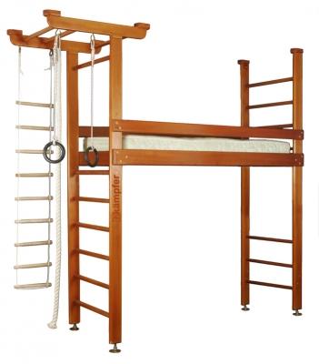 кровать спорткомплекс