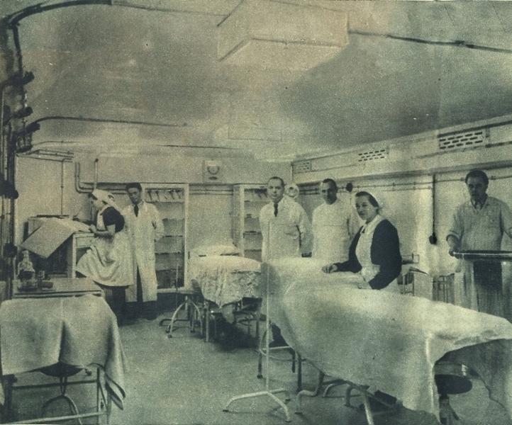 Детская поликлиника в г. чайковском