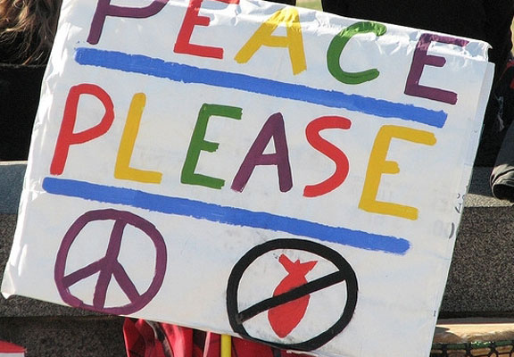 peace please