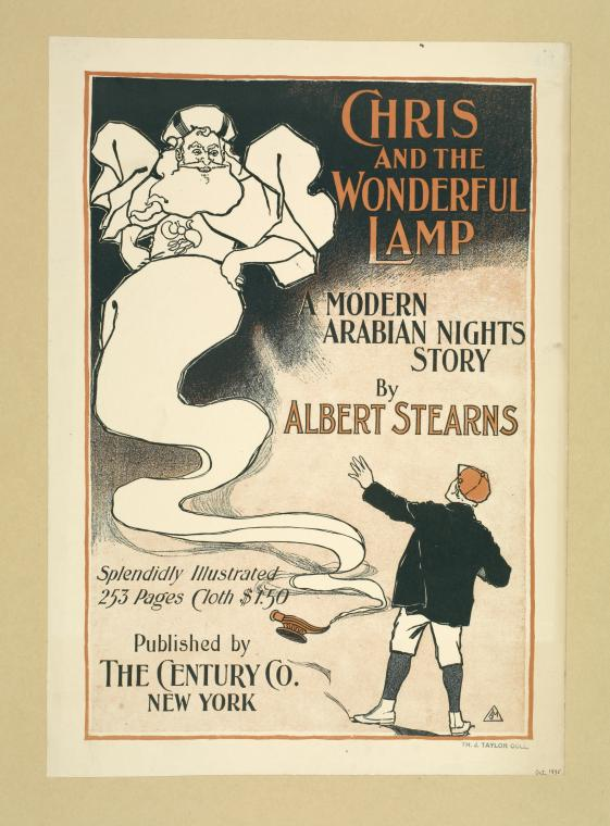 Chris and the wonderful lamp. (1895)