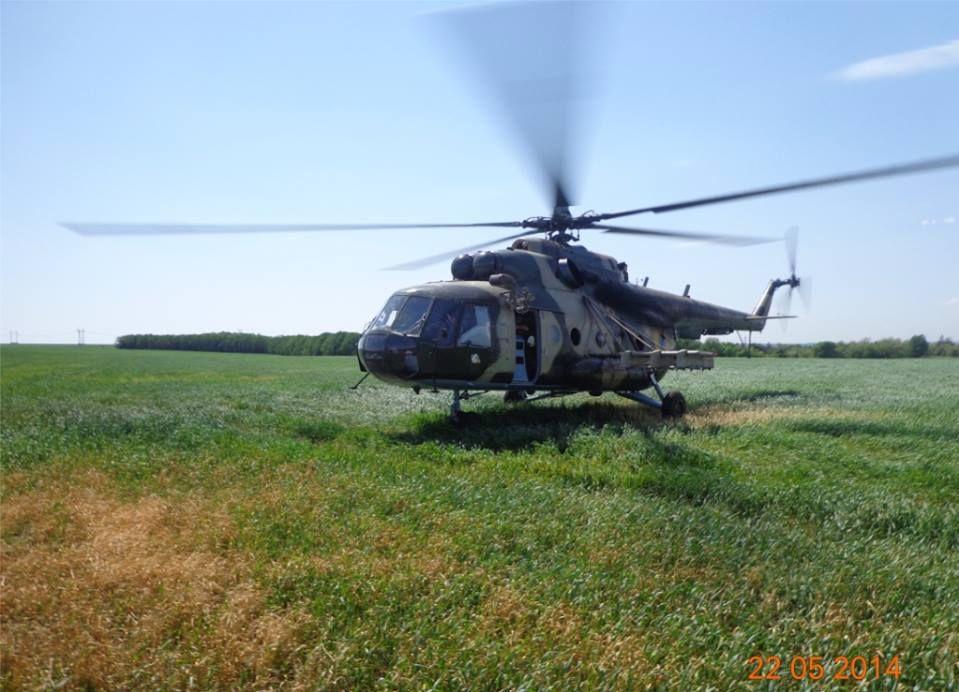 Mi-8 N12 yellow-000