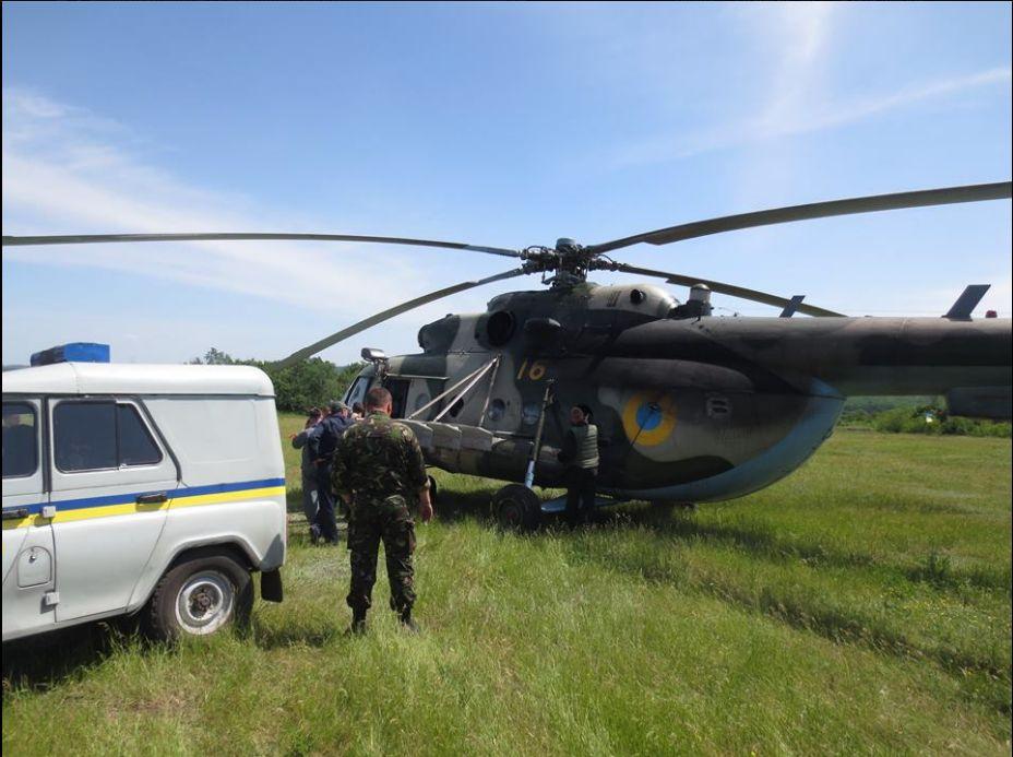 Mi-8 N12 yellow-002