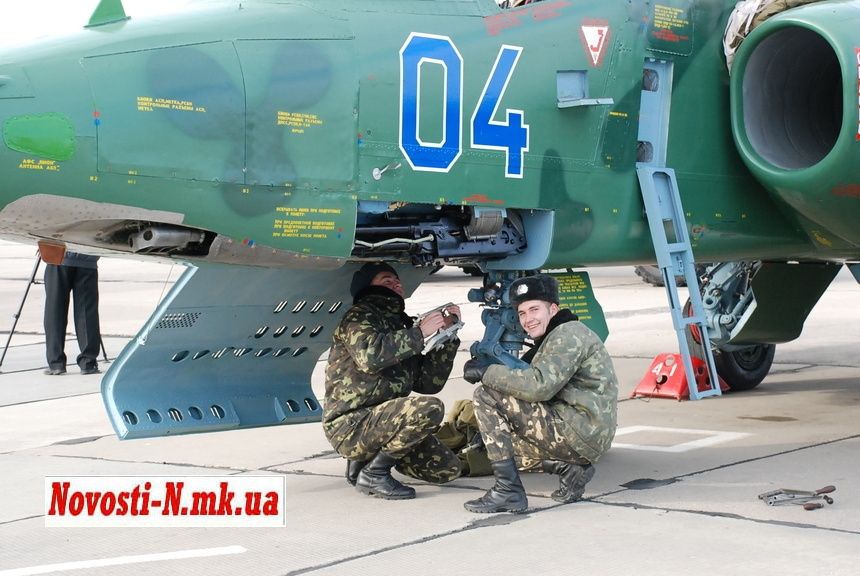 Su-25 N04-006