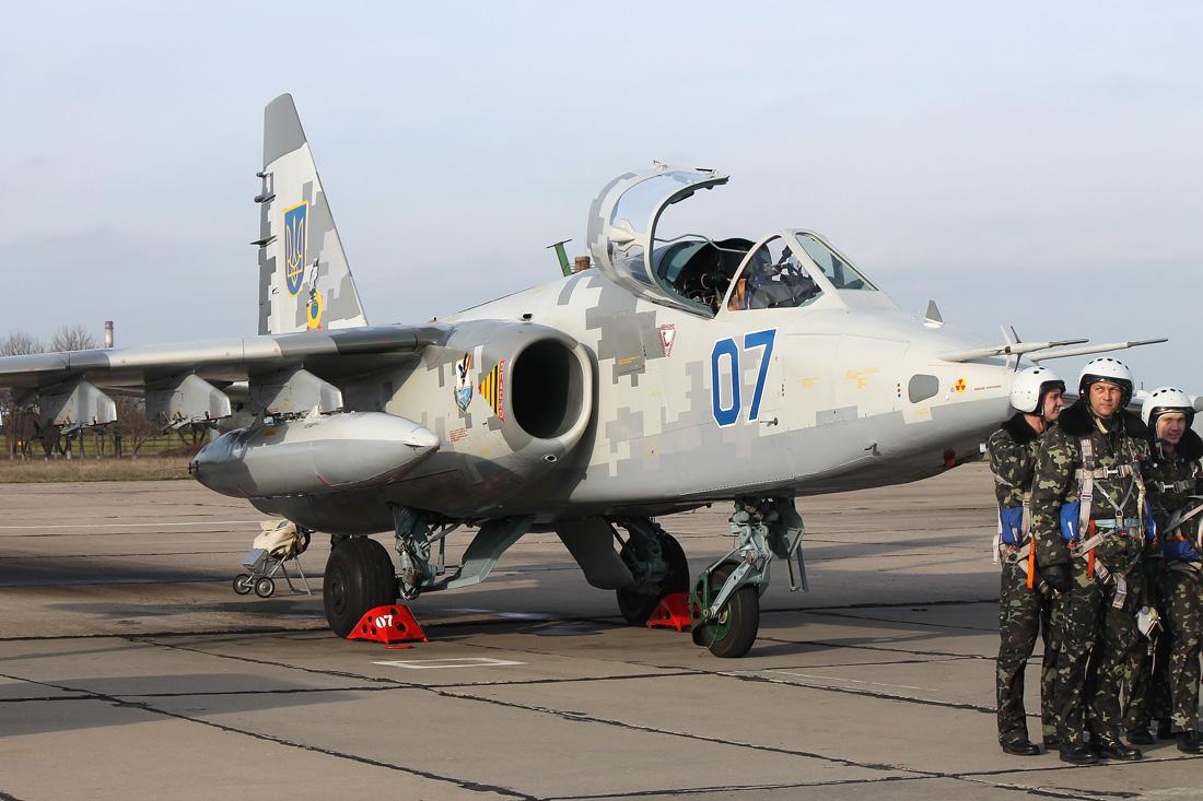 Su-25 N07-002