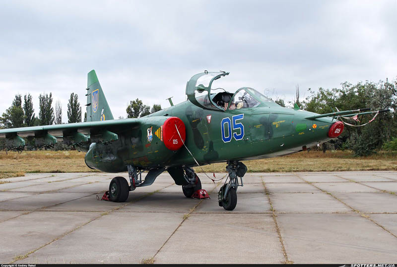 Su-25 N05-001