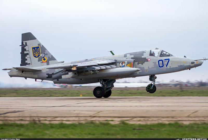 Su-25 N07-003