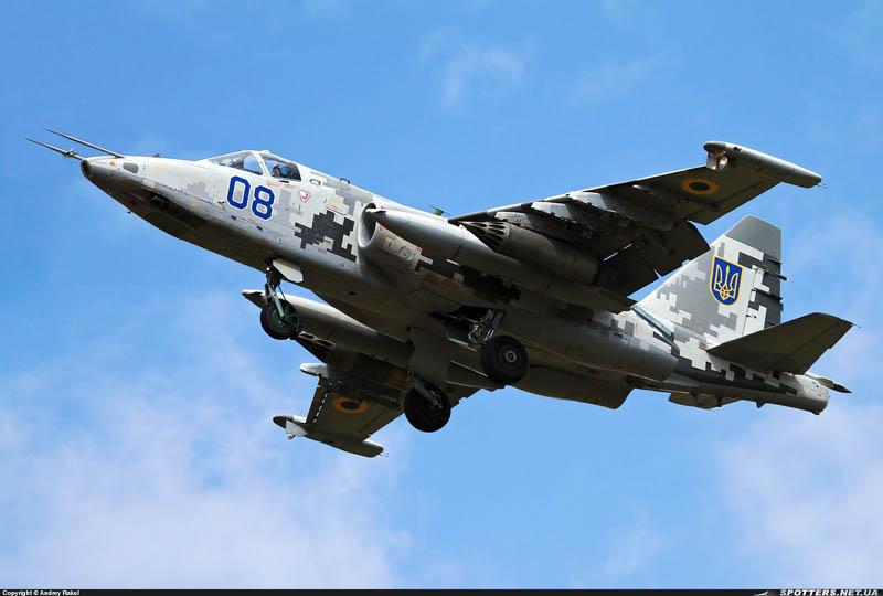 Su-25 N08-006