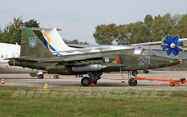 Su-25 N24-001