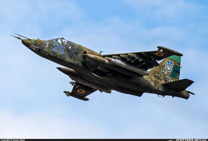 Su-25 N25-006