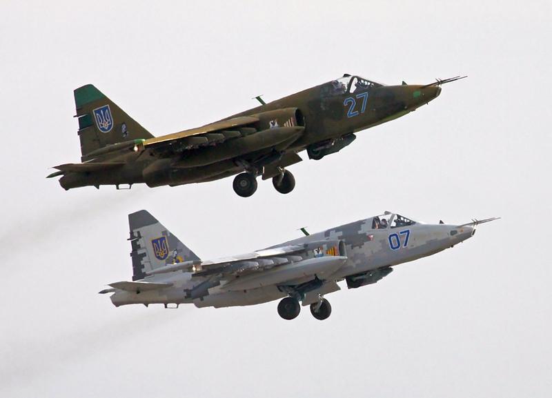 Su-25 N27-001