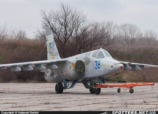 Su-25 N38-003