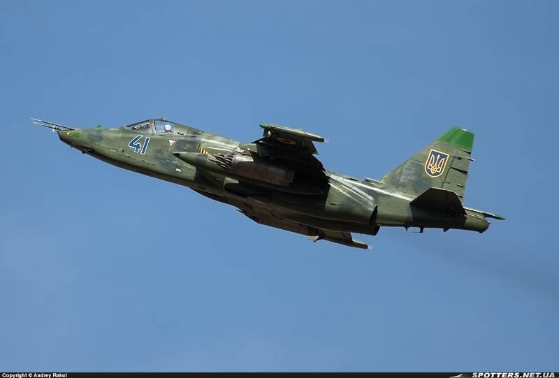 Su-25 N41-001