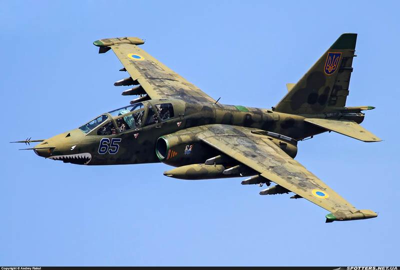 Su-25UB N65-004