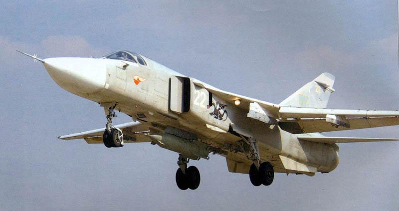 Su-24 N22-001