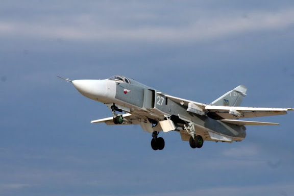 Su-24 N27-001