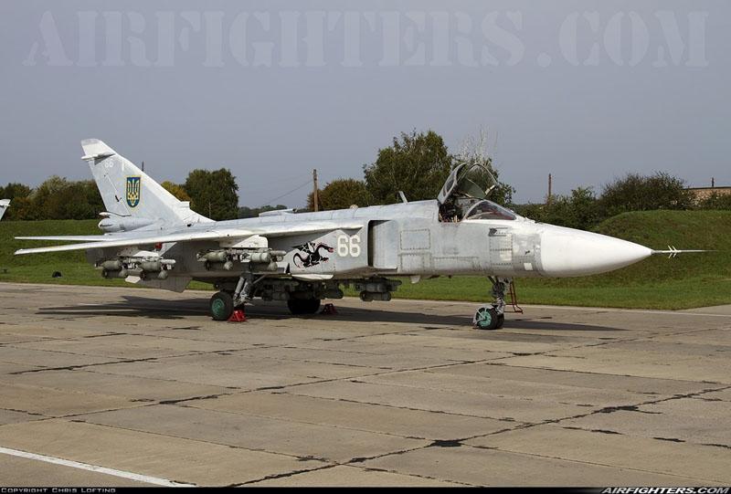 Su-24 N66-005