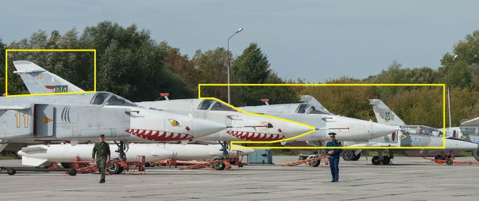 Su-24 N17-001