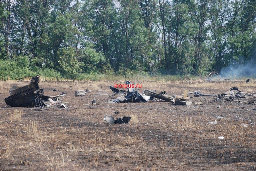 Su-25 loss 23 july-015
