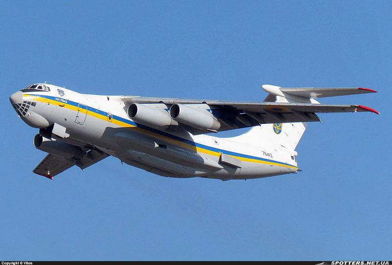 IL-76 N76413-003