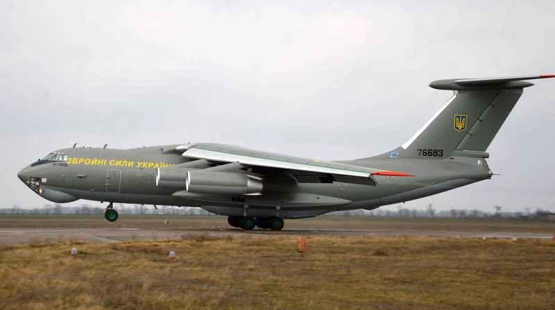 IL-76 N76683-004