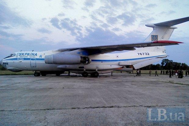 IL-76 N76732-003