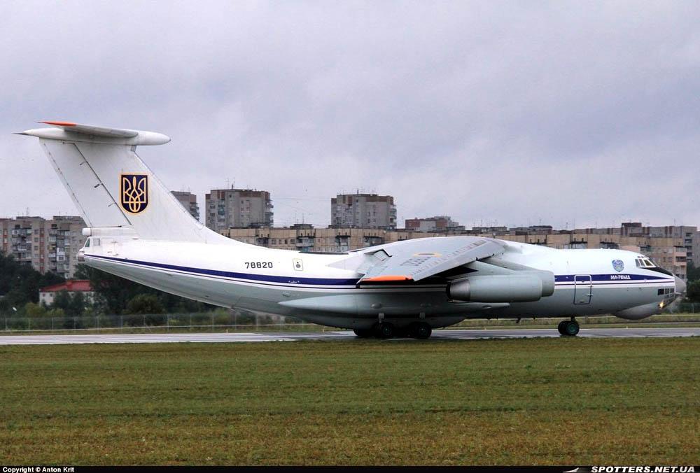 IL-76 N78820-005