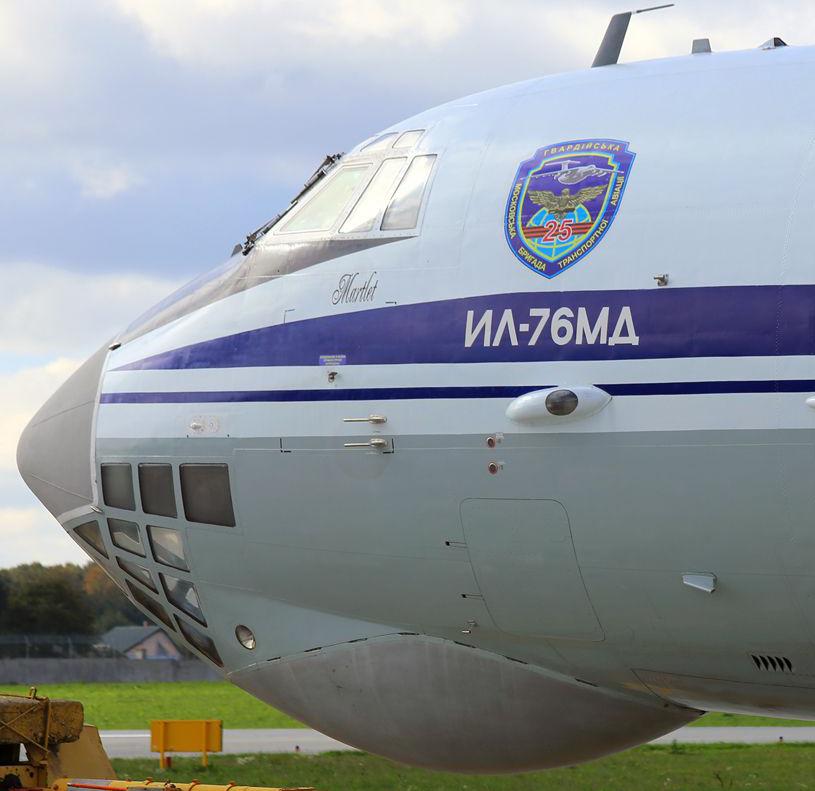 IL-76 N78820-008