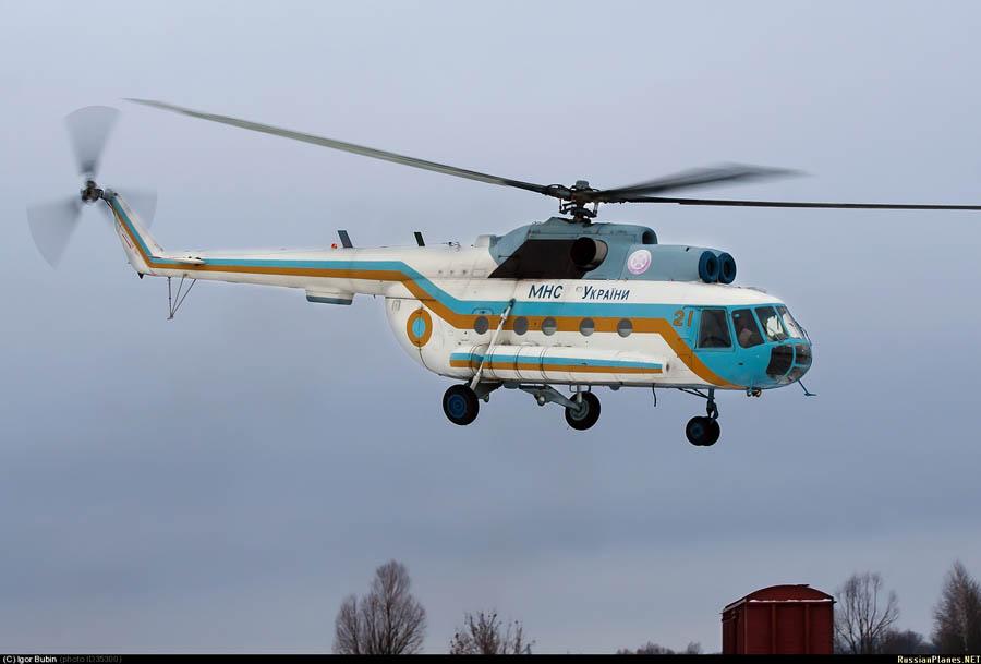 Mi-8 GSChS N21 yellow-002
