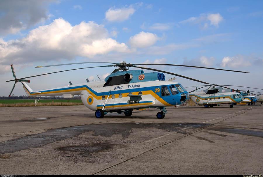 Mi-8 GSChS N29 yellow-004