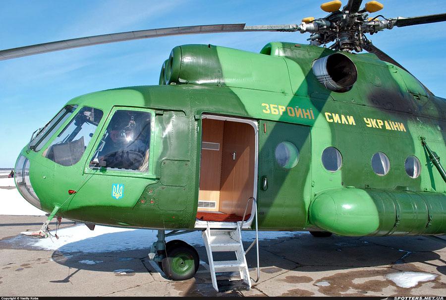 Mi-8 N01 yellow-007