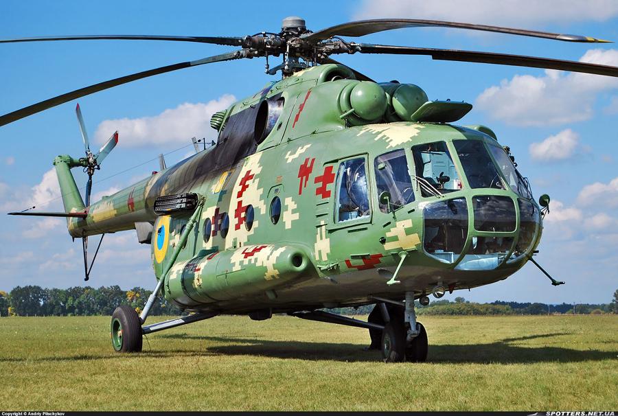 Mi-8 N87 yellow-001