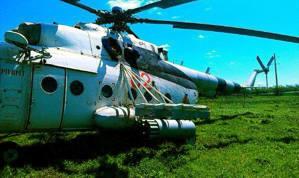 Mi-8 N82 red in war-001