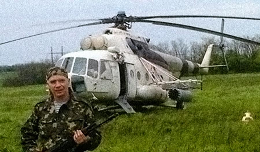 Mi-8 N82 red in war-005