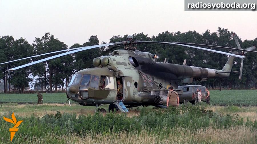 Mi-8 N83 red in war-003