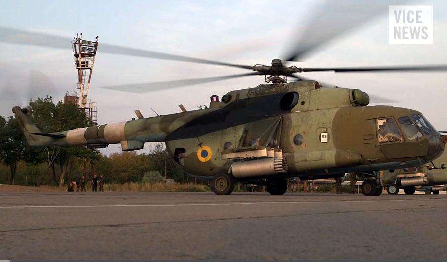 Mi-8 N83 red in war-007