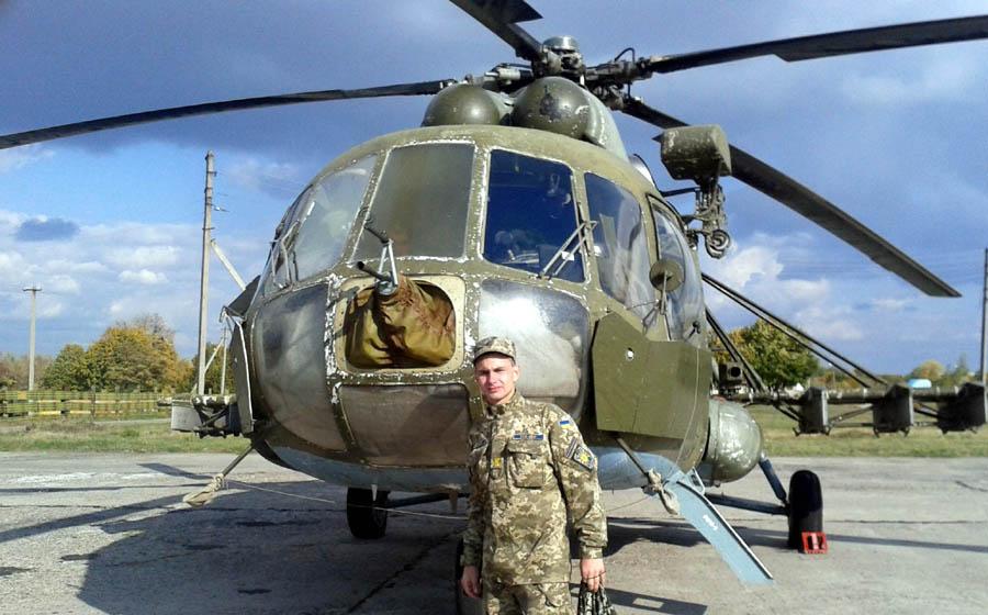 Mi-8 N85 red in war-012